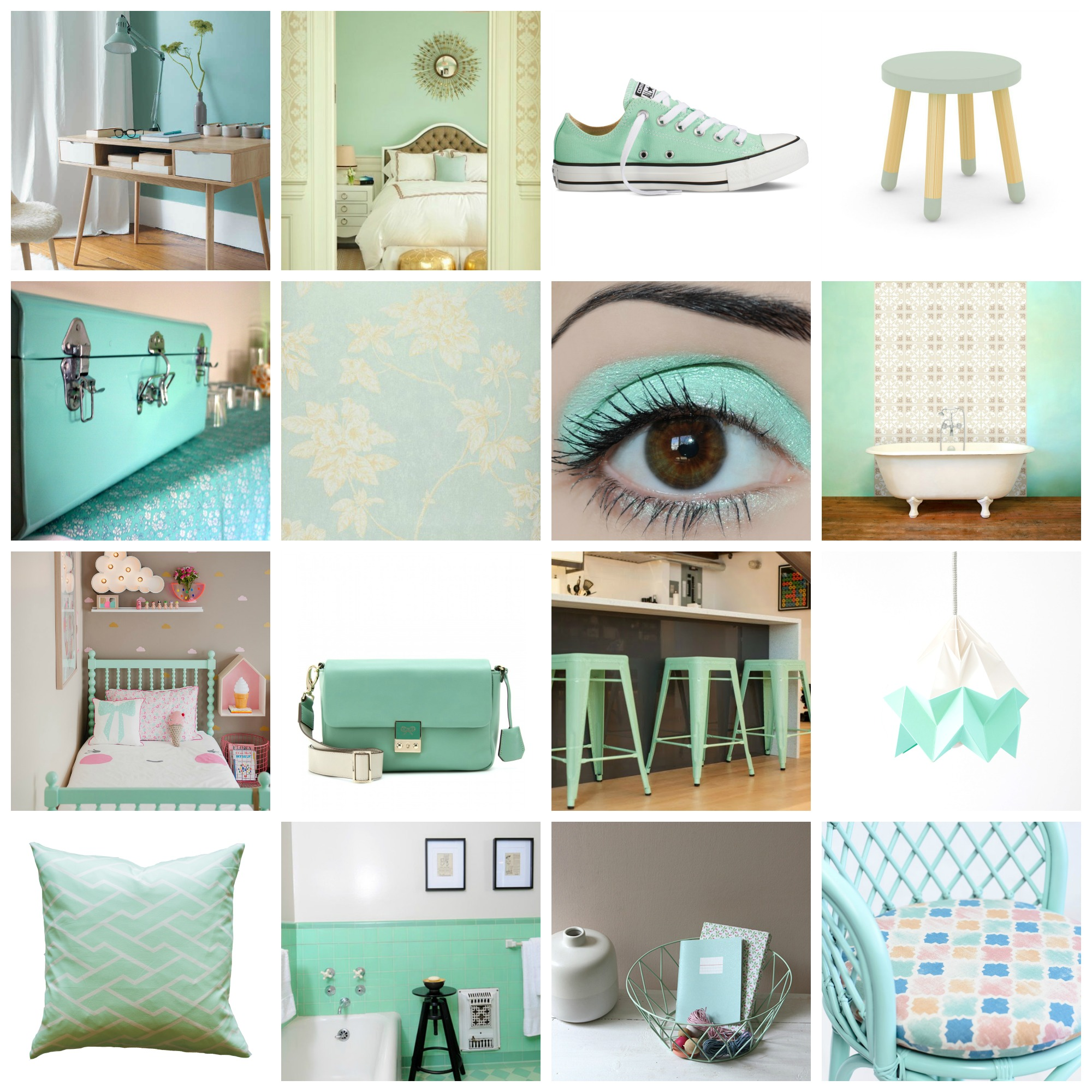 Chambre couleur mint 045840 la meilleure for Inspiration couleur chambre