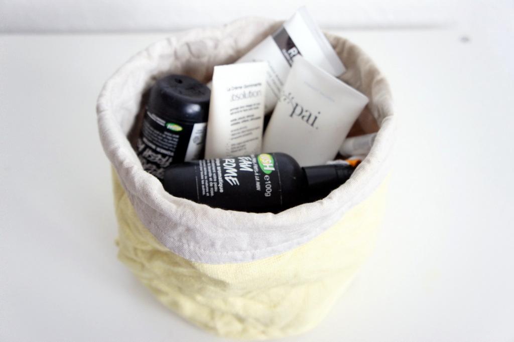 rangements maquillage rangement produits de beaut monoprix glitter. Black Bedroom Furniture Sets. Home Design Ideas